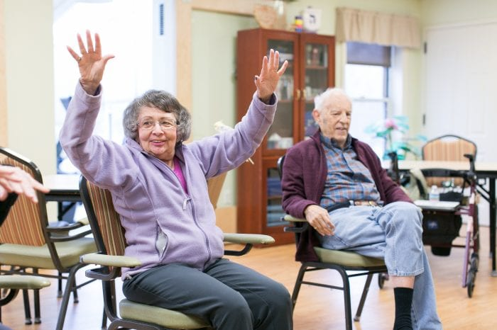 JGS Lifecare Residents