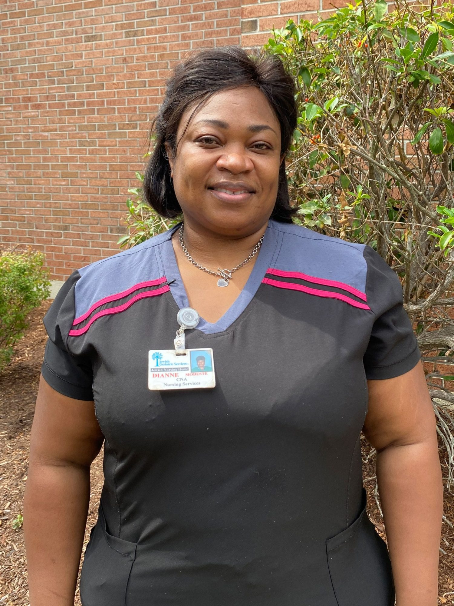 Dianne Modesta, CNA at JGS Lifecare