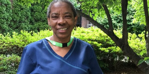 Uvalyn Davis, CNA at Leavitt Family Nursing Home in Longmeadow, MA