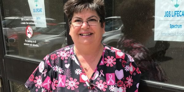 Ava Wills, RN at Spectrum Home Health & Hospice