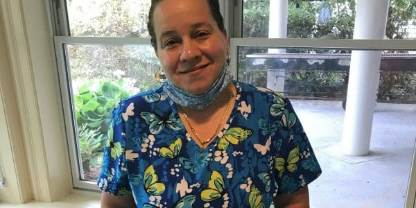 Carmen Figueroa, Lead Care Manager at Ruth's House Assisted Living