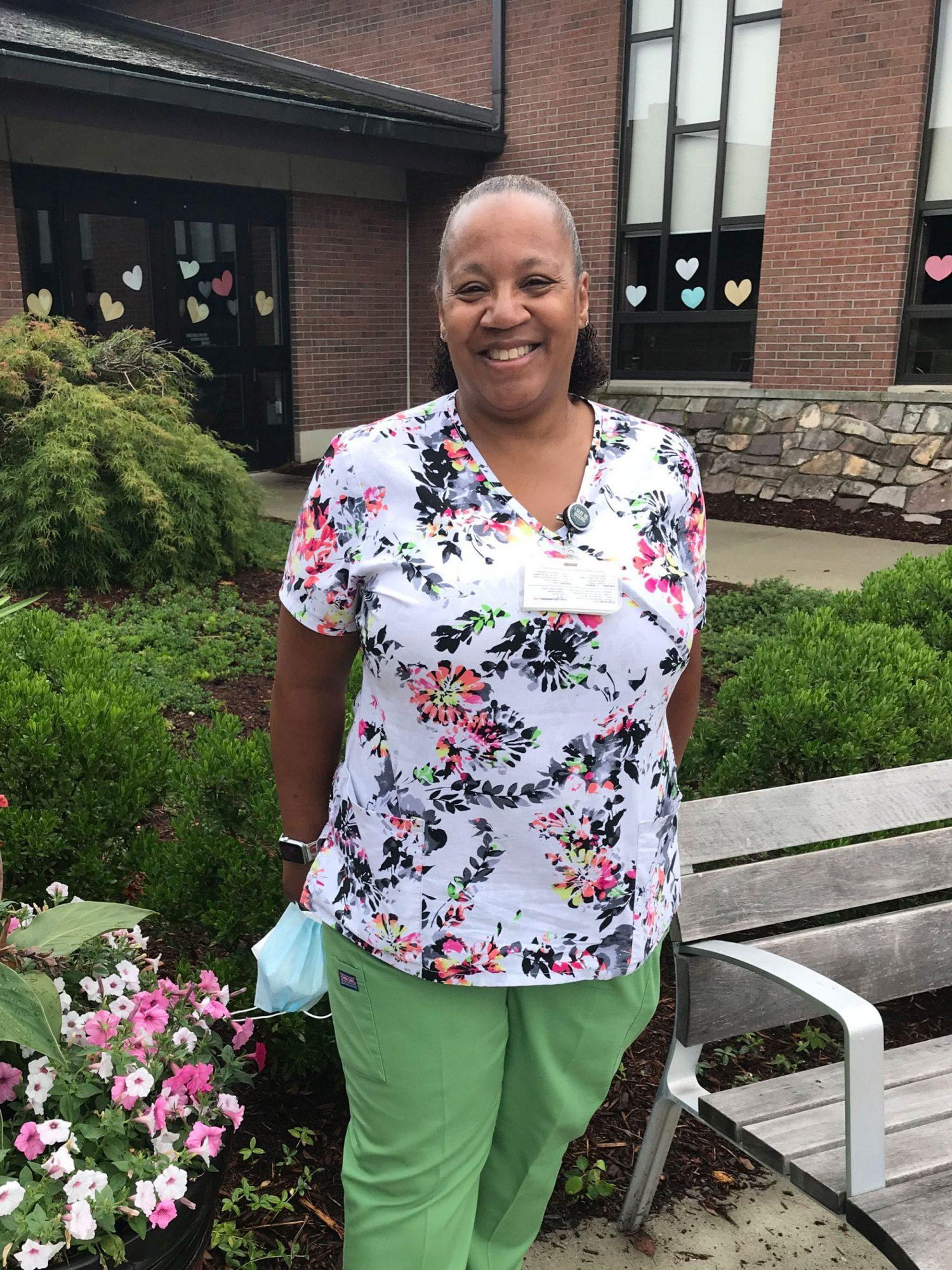 Donnette Barnett, CNA at Wernick Adult Day Health
